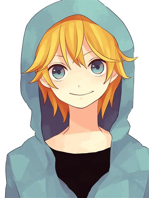 len anschließen to be noticed chapter 2 len kagamine x reader by
