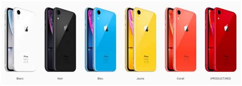 l iphone xr iphone xs contre iphone xr quelles principales diff 233 rences entre les nouveaux mod 232 les d apple