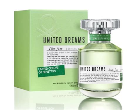 Benetton United Dreams Stay Positive Original Parfum 100 united dreams live free benetton perfume a fragrance for 2014