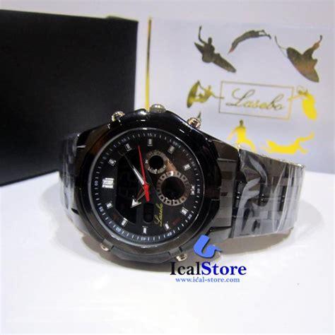 Lasebo Lsb 8020 jam tangan lasebo lsb 965 black original ical store