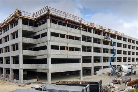 qualcomm design center qualcomm pacific center parking structure miyamoto