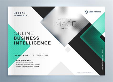 Elegant Professional Business Brochure Presentation Template Download Free Vector Art Stock Brochure Presentation Template