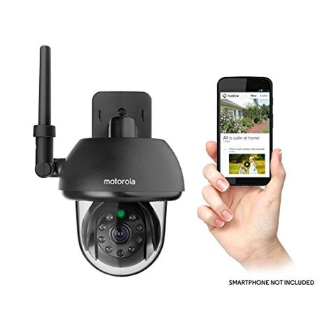 motorola focus73 b wi fi hd outdoor home monitoring