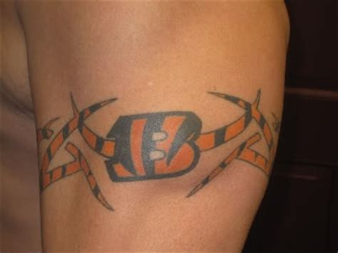 tattoo cincinnati cincinnati bengals tattoos