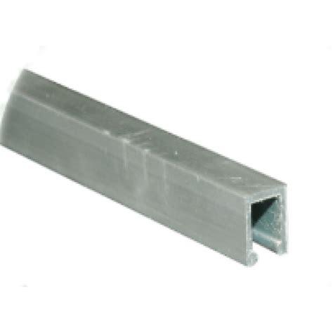 rail alu pour porte coulissante rail bas pour porte coulissante symetric rob bricozor