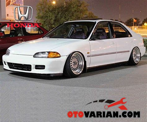 Honda Civic Genio Modif by 56 Foto Mobil Civic Genio Modifikasi Ragam Modifikasi