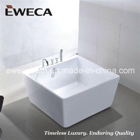 misure vasca da bagno piccola trendy piccola vasca da bagno quadrata ew u piccola vasca