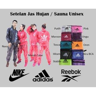 Tas Nike Hitam Oren setelan jas hujan raincoat shopee indonesia