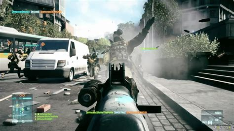 Or Multiplayer Battlefield 3 E3 2011 Multiplayer Gameplay Trailer Free
