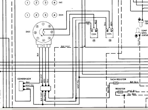 nissan civilian w40 wiring diagram wiring diagram with