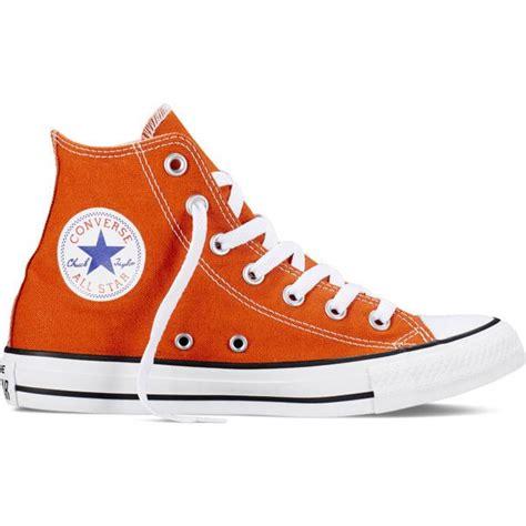 Sepatu Converse All High Top 10 ide tentang orange converse di sepatu