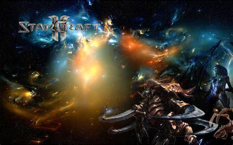 Starcraft 2 Zerg Wallpaper