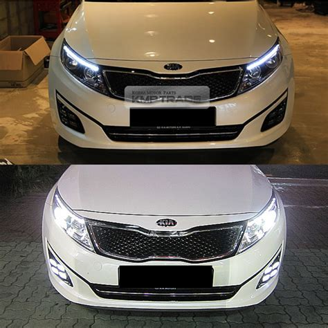 Kia Performance Parts by Kia Optima Aftermarket Parts Images