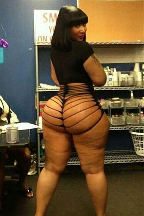 Big fat sexy black ass
