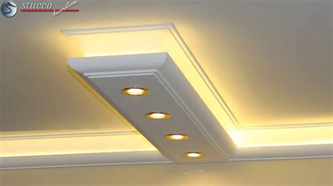 beleuchtung led spots direkte und indirekte beleuchtung mit stuck stuckhersteller