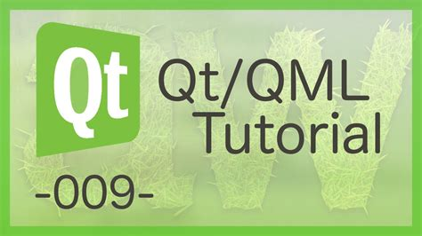 qml tutorial youtube qt qml tutorial 009 eigene qml elemente youtube