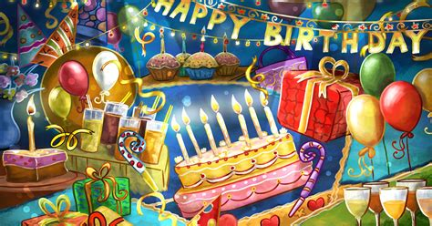 birthday themes hd happy birthday balloons hd images free download
