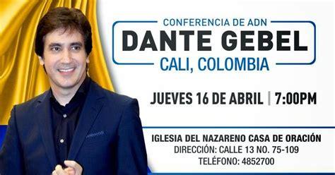 dante gebel en ticketmaster mx dante gebel en cali colombia 16 de abril 2015 eyc