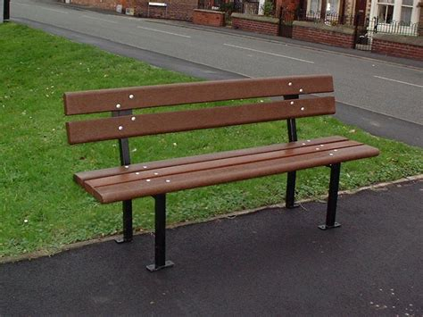 park benches park bench heavy duty garden furniture