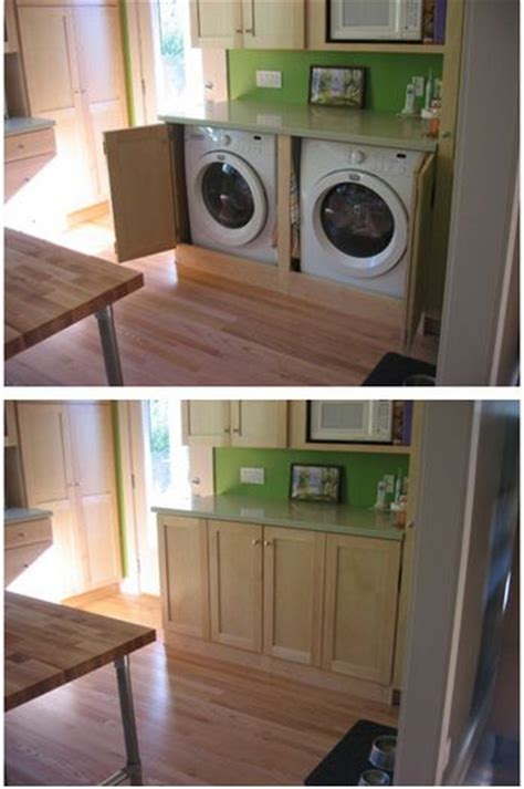how to hide washer and dryer in bathroom 25 best ideas about hidden laundry rooms on pinterest