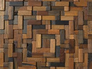 INTSourcing:Multi Family   Recycled Wood Wall Coverings