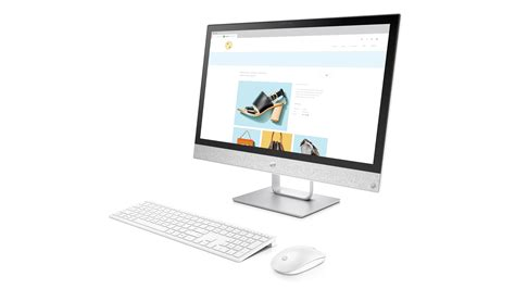 Monitor All In One hp revs pavilion all in one pc with gorgeous micro edge