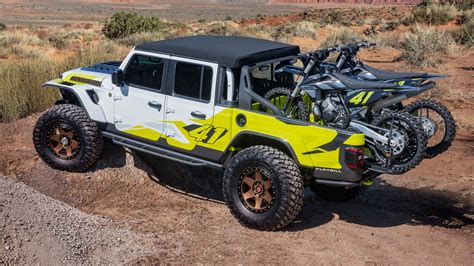 Easter Jeep Safari 2020 by Gladiator Concepts To At 2019 Easter Jeep Safari