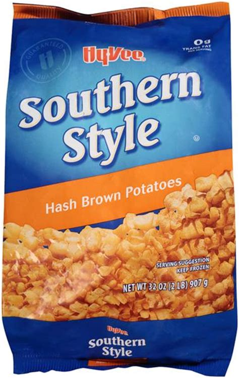 country style hashbrowns hy vee southern style hash brown potatoes hy vee aisles