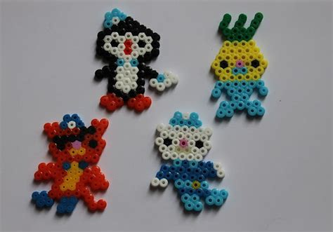 octonaut hama things to make