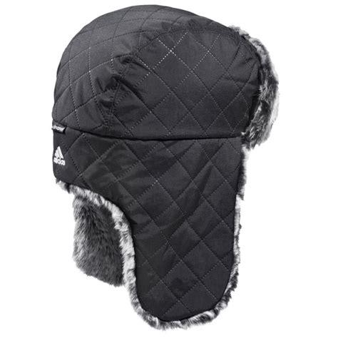 adidas climaproof ushanka womens hat with ear flap winter