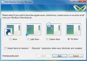 Desktop Small Icons Registry Remove Shortcut Arrows From Desktop Icons In Windows