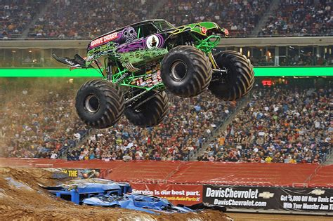 monster jam trucks names monster trucks hit uae this weekend video motoring