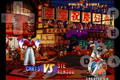 kof 97 apk android the king of fighters 97 apk