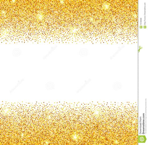 abstract golden sparkles on white background gold glitter