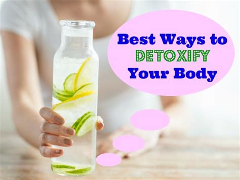 Best Way To Do A Detox by 10 Best Ways To Detoxify Your Post Diwali Easy And