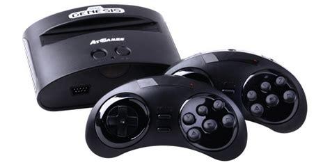sega gaming console sega mini console will rival nintendo with 80 built in