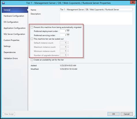 Vmm Service Deployments In Depth Deploying System Center Orchestrator As A Service Part 4 Deployment Runbook Template