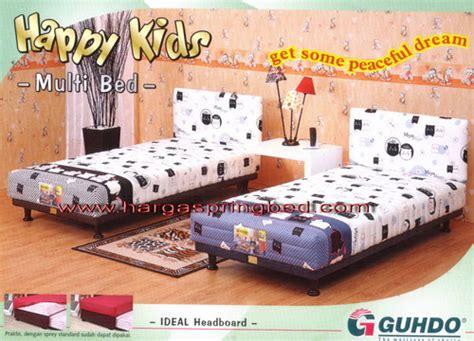 Guhdo Bed Multi Bed Happy 160x200 Donald Set guhdo bed toko furniture simpati