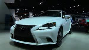new lexus sports car 2014 the 2014 lexus is f sport debut at the detroit