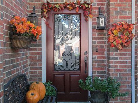 thanksgiving decoration decosee