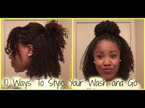 ways to wear permed hair simple style protective styles and curls on pinterest