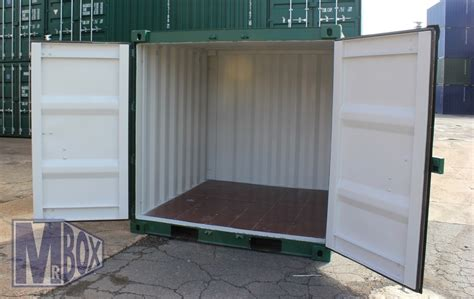 self storage containers 8ft self storage container mr box