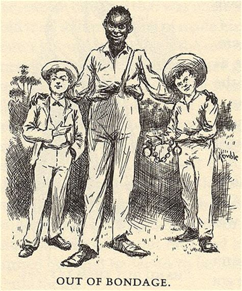 huckleberry finn dark themes the corruption of freedom