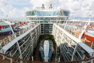 royal caribbeans newest ship newest royal caribbean ships cruise critic