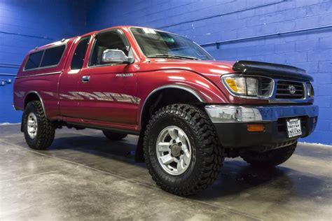 1995 toyota 4x4 for sale used 1995 toyota tacoma sr5 4x4 truck for sale northwest