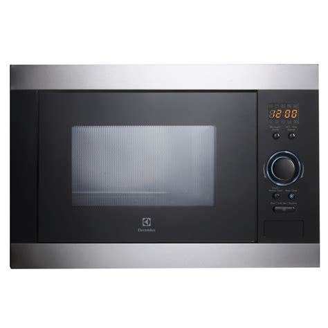 Microwave Electrolux Ems 3047x 25l built in microwave with grill ems2540x electrolux singapore