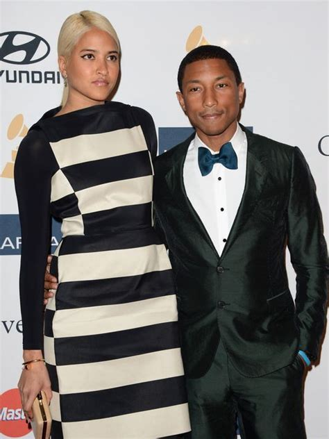 helen lasichanh since october 12 2013 they have one pharrell gets married in miami