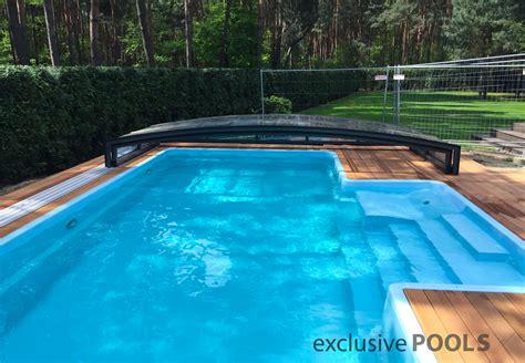 Comfort Pool Exclusive Garden Swimming Pools