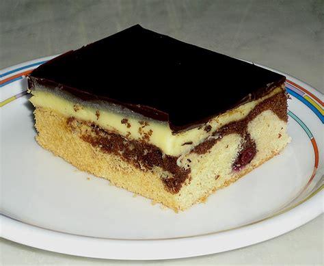 donauwellen kuchen rezept geniale donauwellen 228 na ban 228 na chefkoch de
