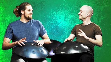 hang drum tutorial youtube hang drum and handpan comparison classics pinterest